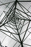 Abstract pylon Royalty Free Stock Image