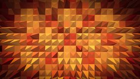 Abstract pyrAmids  pattern wallpaper. Stock Images