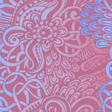 Abstract quaint seamless pattern Royalty Free Stock Photography
