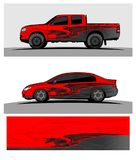 Abstract racing  background for truck car and vehicles. Abstract racing background for Truck car and vehicles. can use for other design graphic background Stock Photo