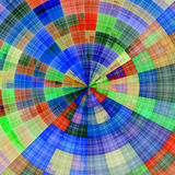 Abstract radial background Stock Images
