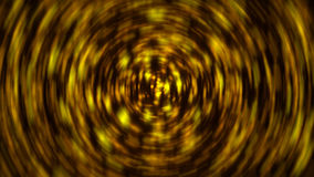 Abstract radial gold background. Shiny light Royalty Free Stock Images