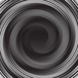 Abstract radial light design. Illustration of abstract radial black and white light background with retro feel Royalty Free Stock Images