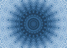 Abstract radial pattern background Royalty Free Stock Photography