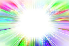Abstract radiant background Royalty Free Stock Photo