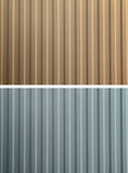 Abstract Radiator Surface (warm/cold) Stock Images