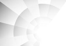Abstract radius of circle background stock illustration