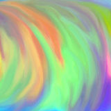 Abstract raibow colorful vector background Stock Photography