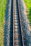 Abstract railway road 1 Stock Photos