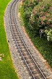 Abstract railway road 2 Royalty Free Stock Images