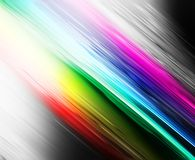 Abstract rainbow Stock Photo