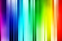 Abstract rainbow Royalty Free Stock Images