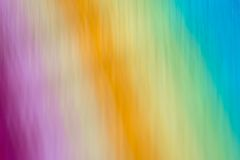 Abstract rainbow background Stock Images