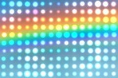 Abstract rainbow background circle Stock Photo
