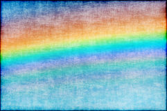 Abstract rainbow background grunge Royalty Free Stock Photography
