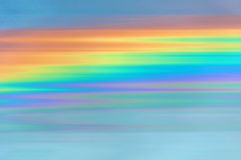 Abstract rainbow background stripes Stock Image