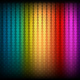 Abstract rainbow background Stock Photography