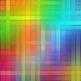 Abstract rainbow blurred lines color splash paint art background Royalty Free Stock Image