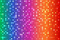 Abstract rainbow color background Stock Photos