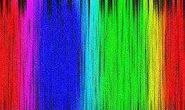 Abstract rainbow color with cement texture background. Royalty Free Stock Photography
