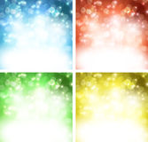 Abstract rainbow color background for your Stock Photography