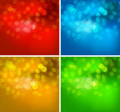 Abstract rainbow color background for your Stock Images