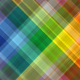 Abstract rainbow color drawing plaid background Stock Photo
