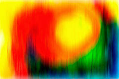 Abstract rainbow colored wallpaper Royalty Free Stock Images