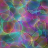 Abstract rainbow colorful wavy background. Vector illustration. Abstract rainbow colorful wavy mystic background. Vector vector illustration