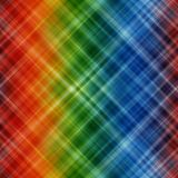 Abstract rainbow colors background with blurred lines Stock Photography