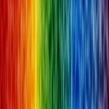 Abstract rainbow colors background with blurred lines Royalty Free Stock Photo
