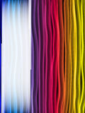 Abstract Rainbow Lines Background Royalty Free Stock Image