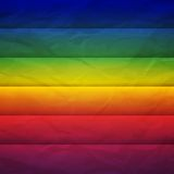 Abstract rainbow rectangle shapes background Royalty Free Stock Image