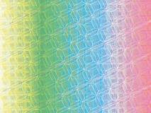 Abstract Rainbow Rectangles Stock Photo