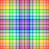Abstract rainbow seamless pattern Stock Photos