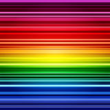 Abstract rainbow stripes colorful background. RGB EPS 10 vector illustration Royalty Free Stock Image
