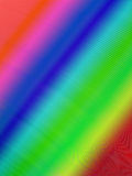 Abstract rainbow surface, industry details, Stock Image