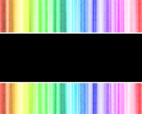 Abstract rainbow technology background. Royalty Free Stock Photos