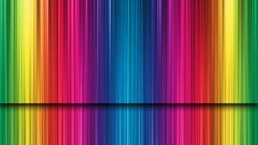 Abstract Rainbow Wallpaper Stock Photo