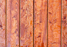 Abstract raindrops pattern on wooden board. Royalty Free Stock Photos