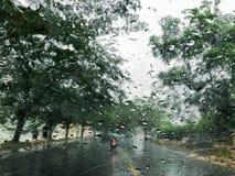 Abstract raining royalty free stock photography