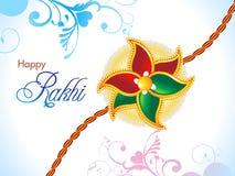 Abstract raksha bandhan wallpaper. Illustration Royalty Free Stock Photos