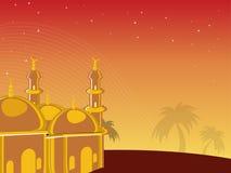 Abstract Ramadan, Eid background Royalty Free Stock Photos