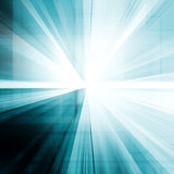 Abstract ray light Stock Image