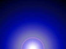 Abstract ray of lights over dark Royalty Free Stock Photography