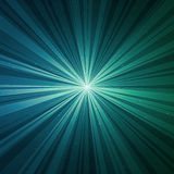 Abstract rays Royalty Free Stock Photography