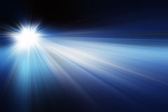 Abstract rays. Abstract computer generated background graphic Royalty Free Stock Photos