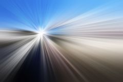 Abstract rays Stock Images