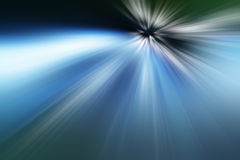Abstract rays. Abstract computer generated background graphic Stock Photography