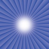 Abstract rays background Stock Photography